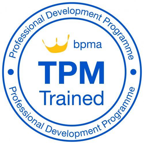 BPMA's TPM Course: enrolling now